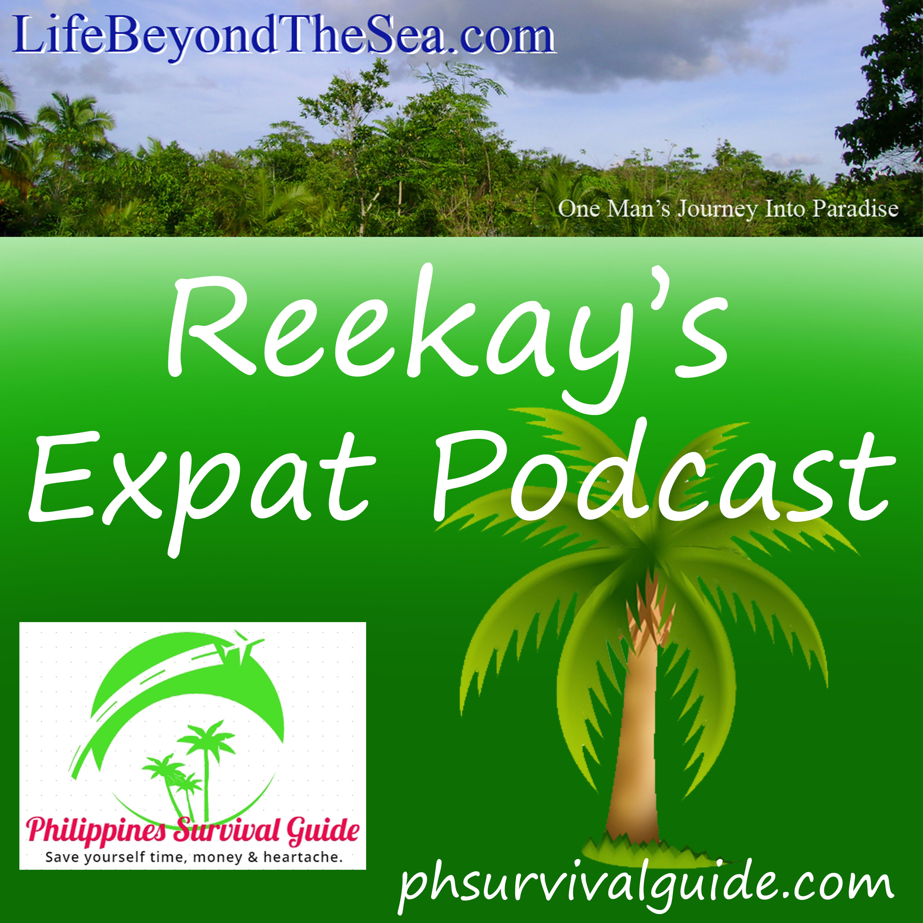 Reekay's Expat Podcast - Asia