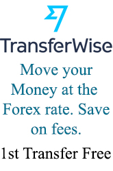 free offer save money transferwise travel banking