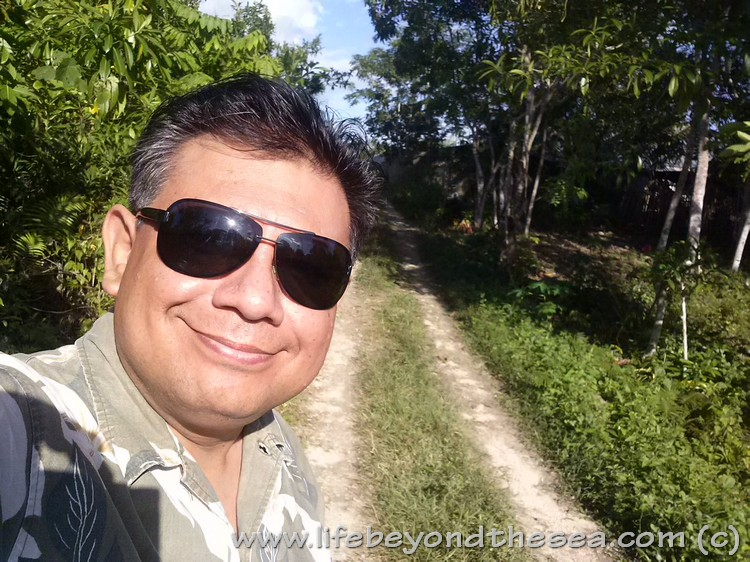 my life in the philippines bohol