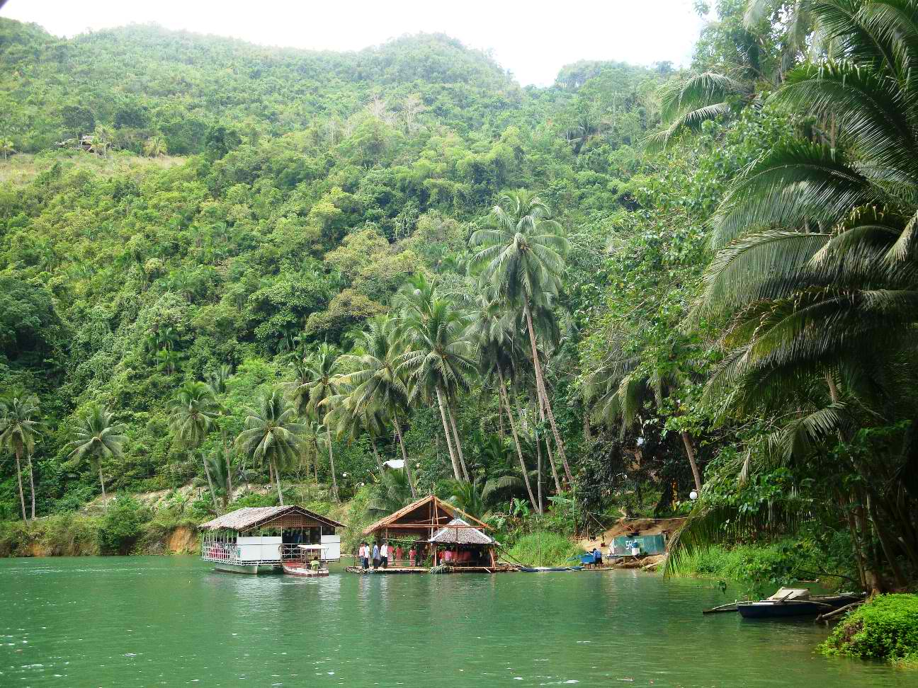 Loboc-River-Bohol