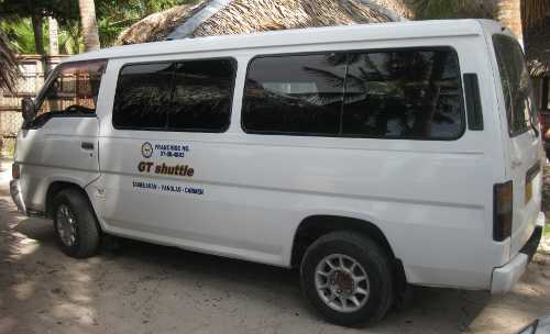 V-Hire Van GT Express