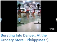 dancing filipinas cute philippines