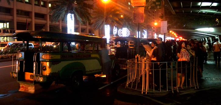 jeepneynight