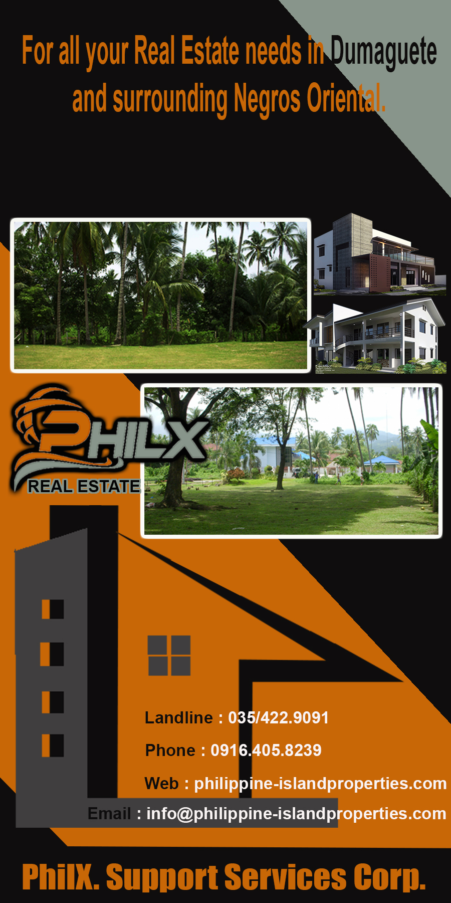 philx real estate buy purchase land expat dumaguete