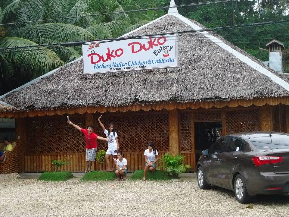 the new duko duko location