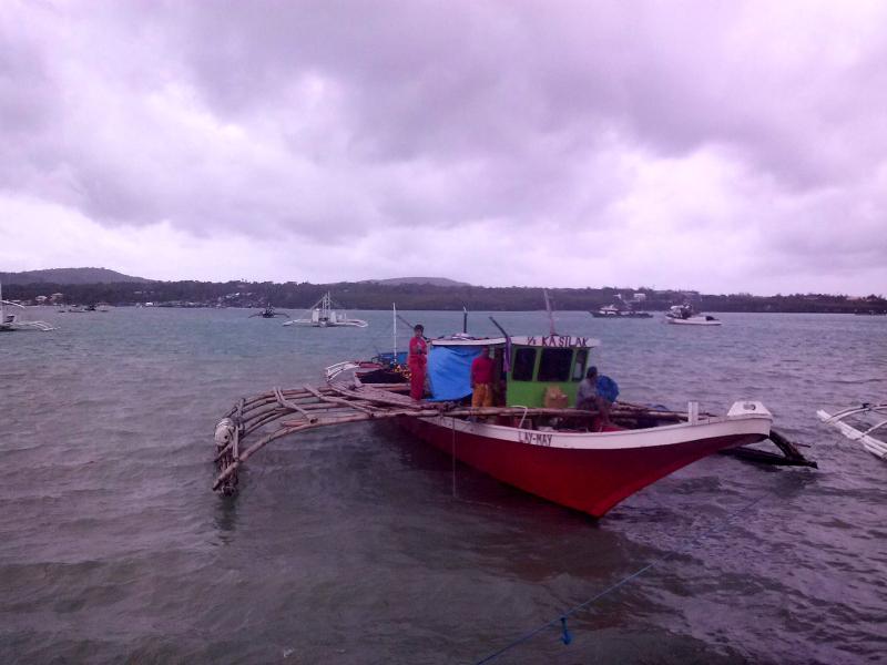 typhoon yolanda coming to bohol